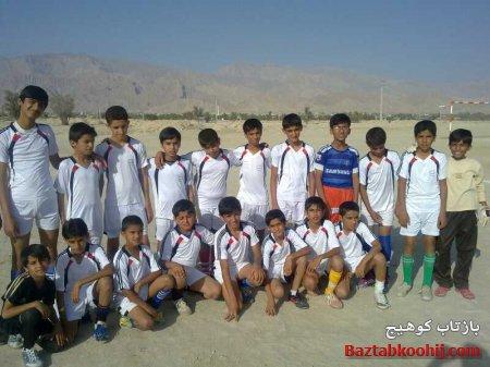 پیروزی پرگل نوجوانان توحید مقابل نوجوانان هرنگ